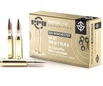 Prvi Partizan Match Ammo 308 Winchester 168 Grain Hollow Point Boat Tail Ammunition