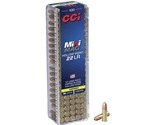 CCI Mini-Mag 22 LR Ammo 36 Grain Plated Lead Hollow Point
