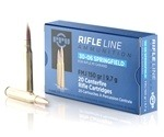Prvi Partizan 30-06 Springfield 150 Grain Full Metal Jacket Ammunition
