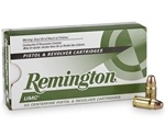 Remington UMC 357 Sig 125 Grain Full Metal Jacket