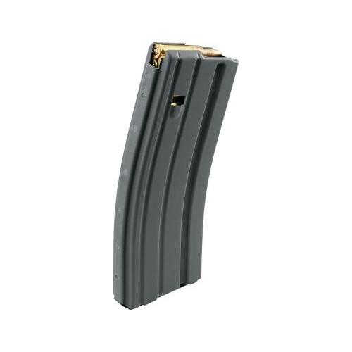 Bushmaster Magazine AR-15 223 Remington High Capacity 30-Round Aluminum Matte Finish