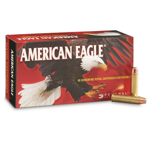 Federal American Eagle 327 Federal Magnum Ammo 85 Grain JSP