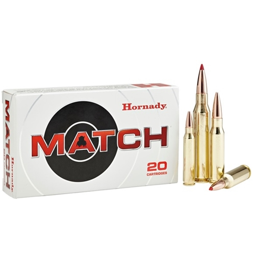 Hornady Match 6.5 Creedmoor Ammo 140 Grain A-Max Boat Tail