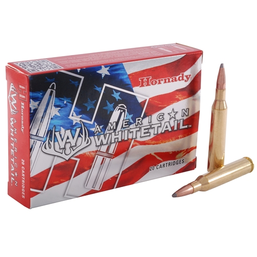 25 30 30 Helloworld: Hornady American Whitetail 30-06 Springfield Ammo 150 Grain SP