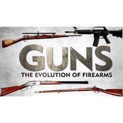 The History and Evolution of Firearms