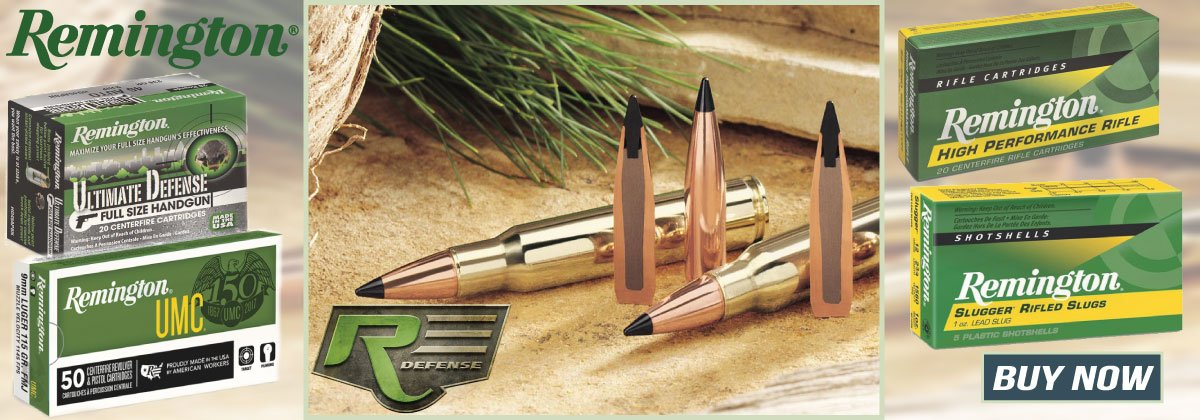Remington Ammo Sale