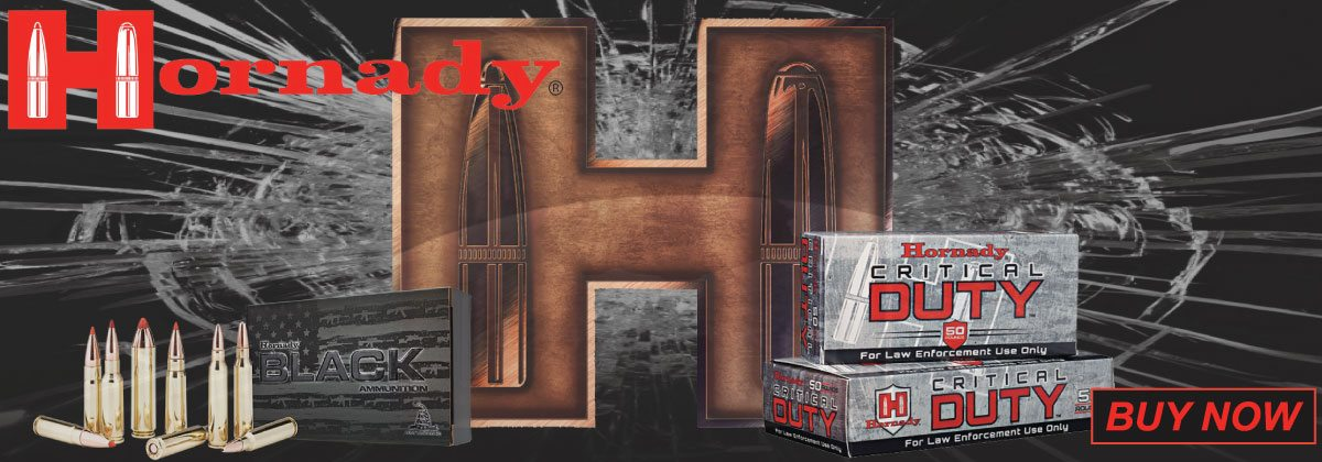 Hornady Black Ammo Sale