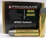 Prograde 44 Remington Magnum Ammo 320 Grain WFNGC HC